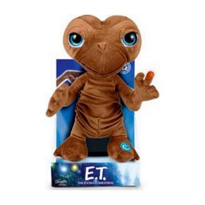 E.T. l´extra-terrestre peluche sonore et lumière E.T. 25 cm *ANGLAIS*