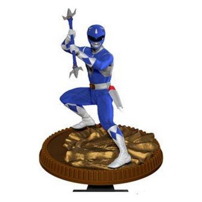 Mighty Morphin Power Rangers statuette PVC Blue Ranger 23 cm