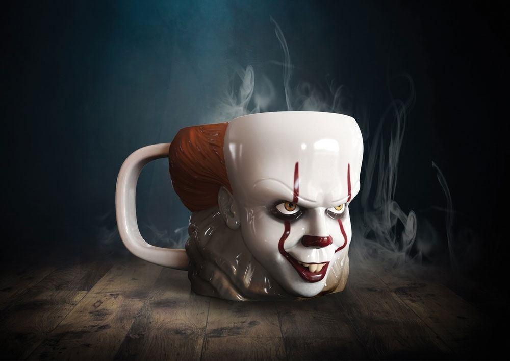Mug 3D pennywise it