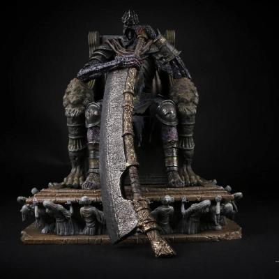 Dark Souls III statuette résine 1/18 Yhorm 38 cm édition limitée