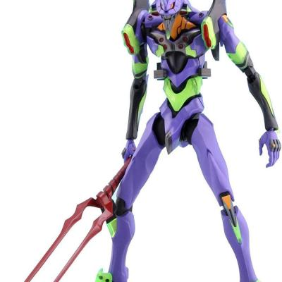 Rebuild of Evangelion figurine PVC Riobot Evangelion Unit-01 EVA GLOBAL Exclusive 17 cm