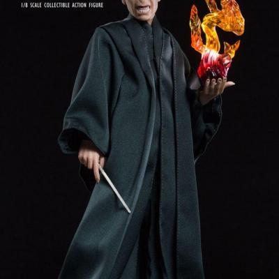 Harry Potter figurine Real Master Series 1/8 Lord Voldemort Flash Ver. 23 cm