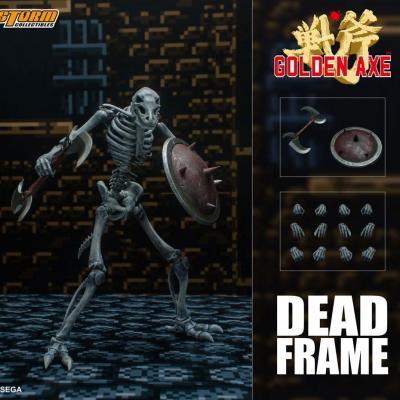 Golden Axe pack 2 figurines 1/12 Dead Frame 18 cm