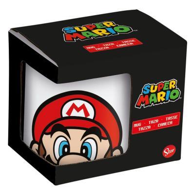 Mug super Mario blanc Mario 360ml