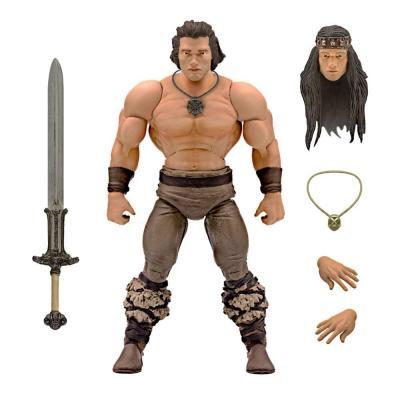 Conan le Barbare figurine Ultimates Conan Iconic Movie Pose 18 cm