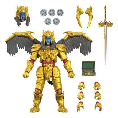 Mighty Morphin Power Rangers figurine Ultimates Goldar 20 cm