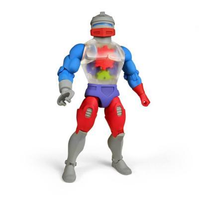 Figurine Masters of the Universe Classics Club Grayskull Wave 4 Roboto 18 cm