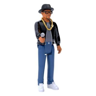 RUN DMC figurine ReAction Darryl DMC McDaniels 10 cm super7