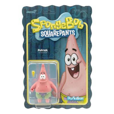 Bob l´éponge figurine ReAction Patrick 10 cm