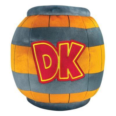 Mario Kart peluche DK Barrel Mocchi-Mocchi Donkey Kong 31 cm
