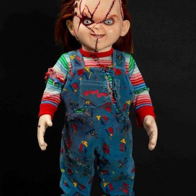 Le Fils de Chucky réplique poupée 1/1 Chucky 76 cm