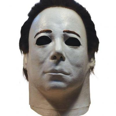 Halloween 4 : Le Retour de Michael Myers masque latex