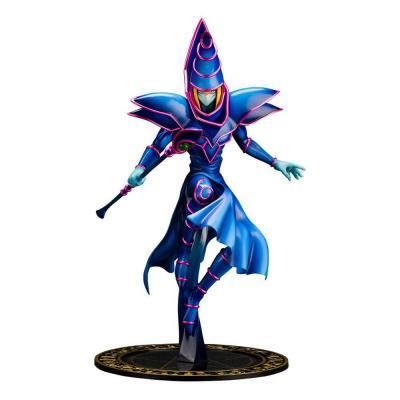 Yu gi oh statuette pvc artfx j 17 dark magician 30 cm 1