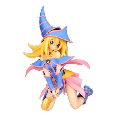 Yu gi oh statuette pvc artfxj 17 dark magician girl 18 cm 2